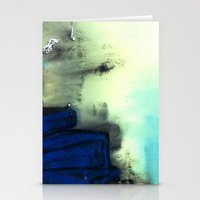 Blue Rock Stationery Cards