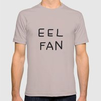 Eel Tee Mens Fitted Tee Cinder SMALL