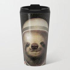 Space Sloth  Travel Mug