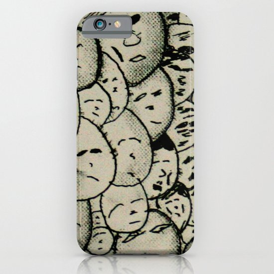 People Vs. Urban Living iPhone & iPod Case
