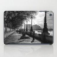 River Thames Path iPad Case