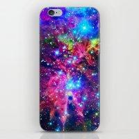 Astral Nebula iPhone & iPod Skin