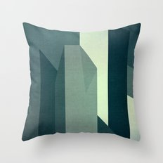 Abstract #64 Throw Pillow