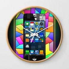 iChurch Wall Clock