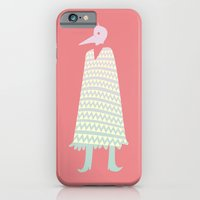 A Stranger Comes A-Callin' iPhone 6 Slim Case