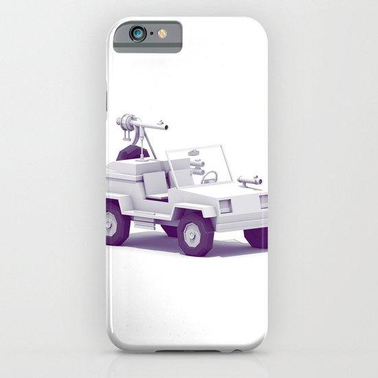 Battle Jeep iPhone & iPod Case