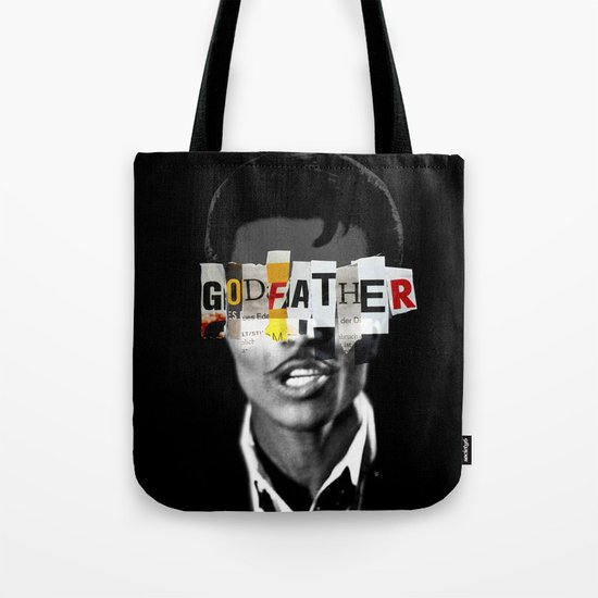 Godfather Mix 1 black Tote Bag