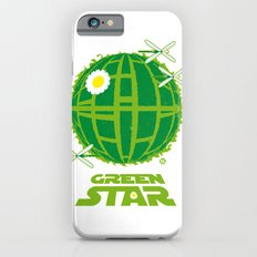 Green Star iPhone 6 Slim Case