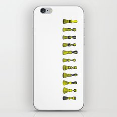 Clean-Shaven iPhone & iPod Skin