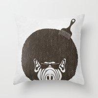 Alfro Throw Pillow