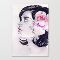 What's a Girl to Do Canvas Print