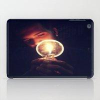 Bright Ideas iPad Case