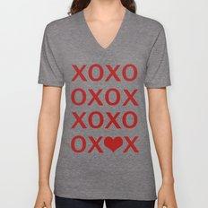 XO Unisex V-Neck