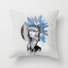 Shaman Throw Pillow