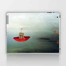 Danbo on tour I. Laptop & iPad Skin