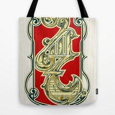 4117 Tote Bag