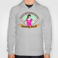 Don´t let cancer steal second base Hoody