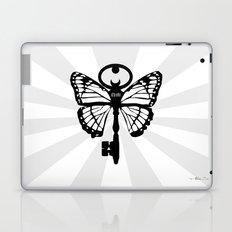 The Key Of Liberty (自由) Laptop & iPad Skin