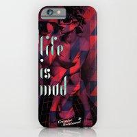 Life is Mad iPhone 6 Slim Case