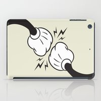 Fist Bump! iPad Case