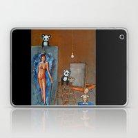 Painting Pandas Laptop & iPad Skin