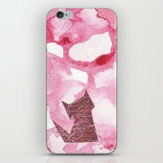 Origami Cat 2 iPhone & iPod Skin