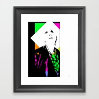 Defined Framed Art Print