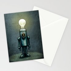 Mr. Bulb Stationery Cards