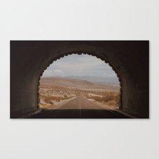 Big Bend Tunnel, Texas  Canvas Print