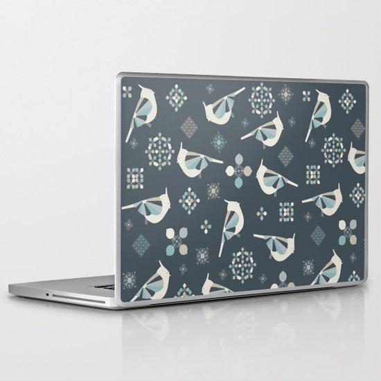 Petit Birds Laptop & iPad Skin