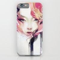 iPhone & iPod Case featuring Bauhinia by Anna Dittmann
