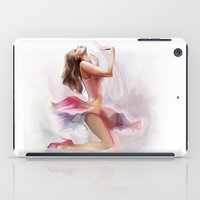 dancing iPad Case