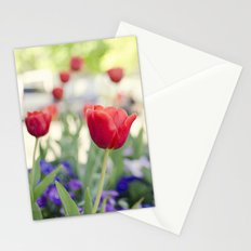 Welcome spring Stationery Cards