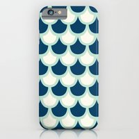 iPhone & iPod Case featuring Scallop Pattern by Krysti Kalkman