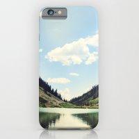 Emerald Lake iPhone 6 Slim Case