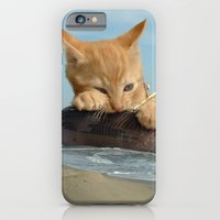 iPhone & iPod Case featuring Monster by ClaM