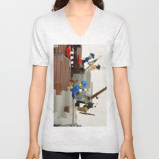 Lego Fight Unisex V-Neck