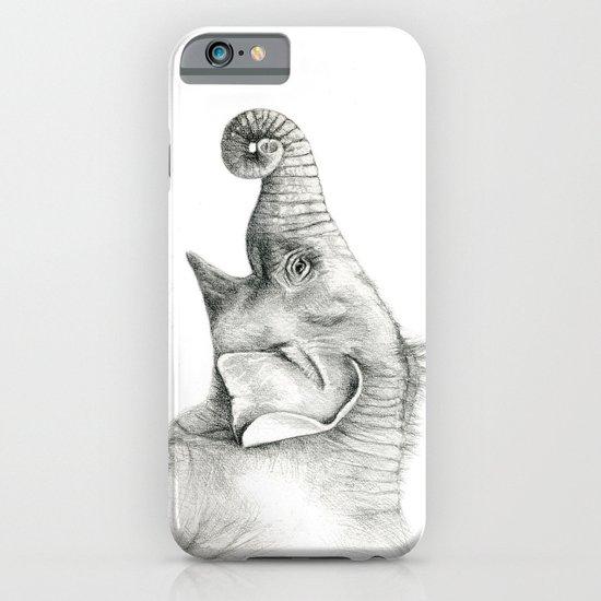 Baby Elephant G005 iPhone & iPod Case