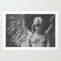 Angel No. 1 Art Print