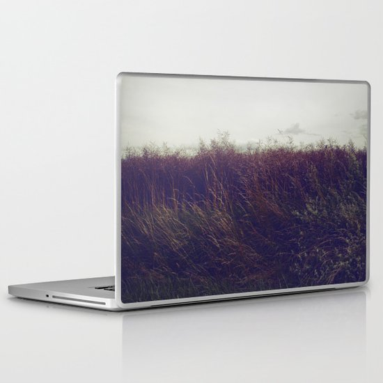 Autumn Field V Laptop & iPad Skin