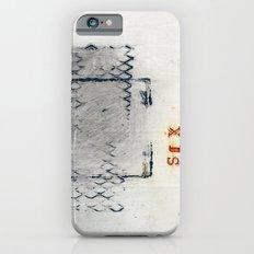 Number Six iPhone 6 Slim Case