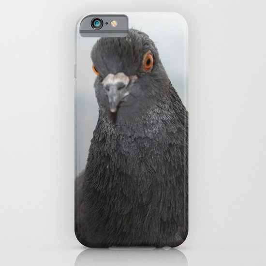 Empire State Pigeon iPhone & iPod Case