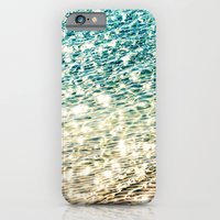 iPhone & iPod Case featuring Sparkling water- for iphone by Simone Morana Cyla