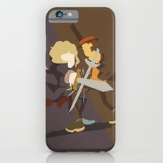 Professor Layton - Anton VS Layton Slim Case iPhone 6s