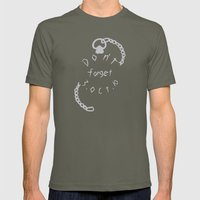Don't Forget Mens Fitted Tee Lieutenant SMALL