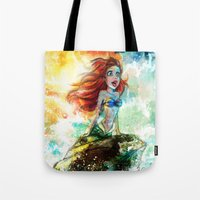 ~~ Someday I'll Be Part … Tote Bag