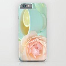 Tea Rose iPhone 6s Slim Case