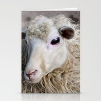 Sheep Stationery Cards