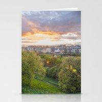 EDINBURGH Stationery Cards