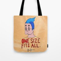 One Size Tote Bag